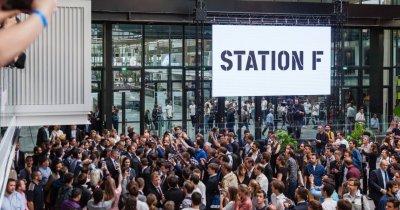 Discuție cu Roxanne Varza - Station F, Paris - cel mai mare coworking