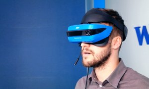 Review casca VR Acer Mixed Reality: pas important pentru VR accesibil