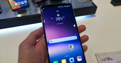 LG V30 (2018) vine cu inteligență artificială și funcții noi