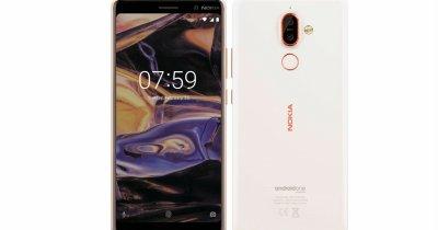 Au apărut primele poze reale cu Nokia 7 Plus