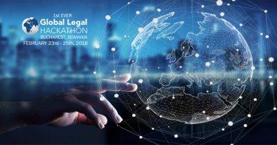 Hackathon pe teme juridice în București - înscrieri deschise