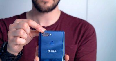 Review Archos Diamond Omega: Putere maximă la preț minim