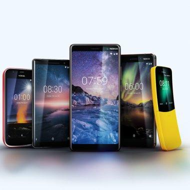 Nokia la MWC 2018 – 4 modele cu Android și reinventarea unui clasic
