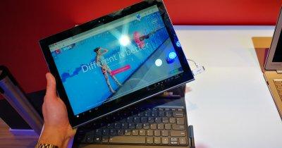 MWC 2018: Lenovo Miix 630 este un laptop cu suflet de smartphone