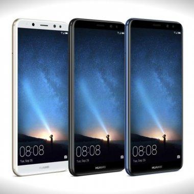 Huawei Mate 10 Lite poate să îți scaneze fața după ultimul update