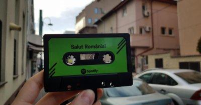 Spotify a ajuns oficial în România: preț mic pentru versiunea premium