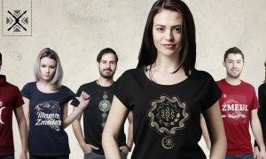 """ColorEscu - 80.000 de euro pe an din tricouri pentru """"pui de daci"""""""