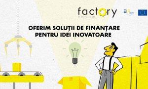 Factory by Raiffeisen Bank, înscrieri la concurs de proiecte startup