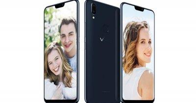 """V9, noul telefon de la Vivo, are """"breton"""" și o cameră foto de 24MP"""