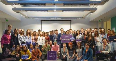Opening Opportunities România: viitoarea generație de specialiști tech