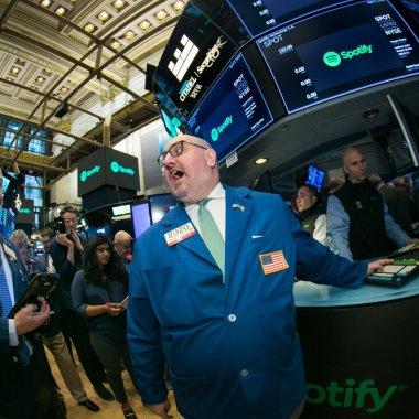 Spotify se listează pe bursă: planurile companiei