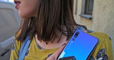 """Review Huawei P20 Pro: Trei camere, trei de """"da"""""""