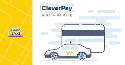Clever Taxi introduce plata cu cardul și la Brașov