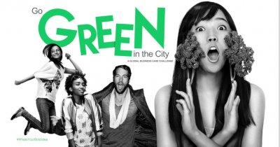 Go Green in the City - competiție de idei inovatoare pentru studenți
