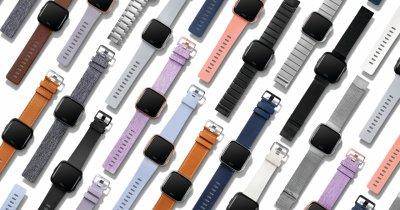 Smartwatch-ul Fitbit Versa, lansat în România: primele impresii