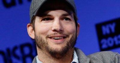 Ashton Kutcher, despre inteligența artificială & pasiunea pentru tech