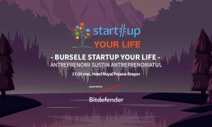 Bitdefender oferă 3 burse Startup Your Life - cum să vii la tabără