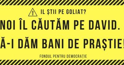 120.000 de lei pentru idei care susțin democrația din România