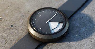 NOAH Smart Hybrid: cum arată primul smartwatch al românilor