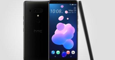 HTC U12+ - lansare, disponibilitate și caracteristici tehnice
