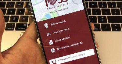 Primăria Sectorului 3 lansează aplicație pentru sesizări