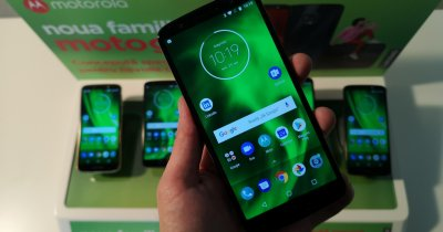 Motorola G6, G6 Plus și G6 Play, lansate local: potențial de best-buy?