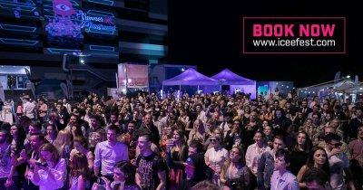 iCEE.fest 2018: Ultimele bilete urmează să se scumpească