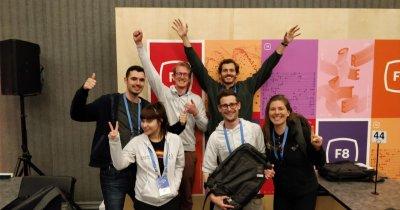 O româncă a câștigat hackathonul Facebook cu un chatbot numit Voice