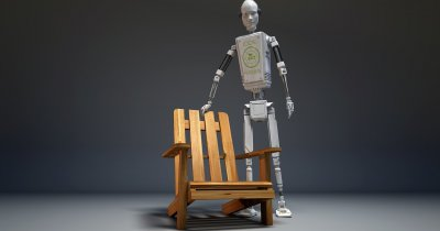 Roboții în afaceri: cu o mână iau și cu alta dau locuri noi de muncă