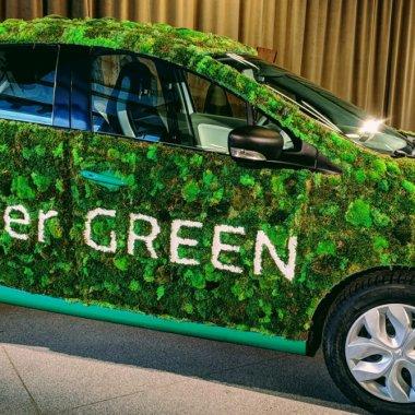 UberGREEN în București: aproape 72.000 de km cu mașina electrică