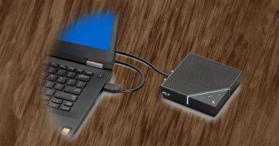 """Cu acest gadget poți ține un """"conf-call"""" oriunde te-ai afla"""
