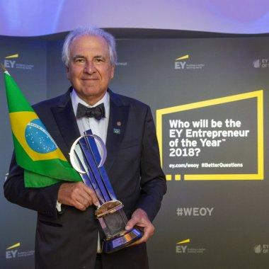 Un brazilian cu afaceri în imobiliare, antreprenorul anului în lume