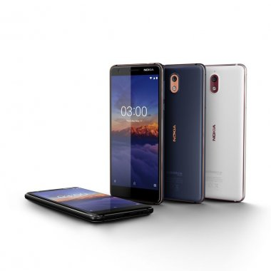 Nokia 3.1 - design premium la un telefon de 700 de lei
