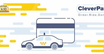 Plătești prin card și ai tarif redus: Clever Taxi taie prețul la Cluj