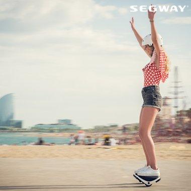 Segway, pe o nouă nișă: lansează e-Skates, patine electrice cu balans