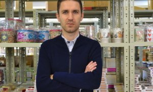 Românii de la Vegis, 600.000 euro într-un depozit pentru produse bio