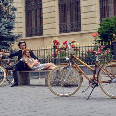 Afacerea românească de biciclete începută în grajdul bunicilor