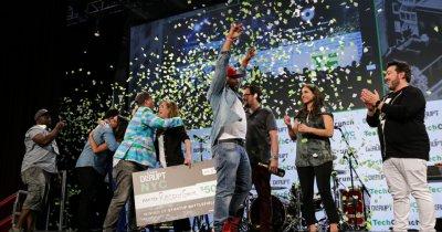 Competiție pentru startup-uri din orice domeniu. Premiu de 50.000 $