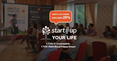 Tabăra Startup Your Life #4 - ia un loc vara ca să-nveți toamna