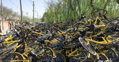 Semnale pe piața de bikesharing: ne pregătim de o bulă pe piață?