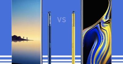 Samsung Galaxy Note 9 a fost lansat - detalii tehnice