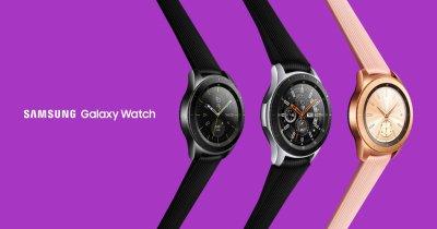 Galaxy Watch promite funcții pentru toate nevoile și autonomie mare