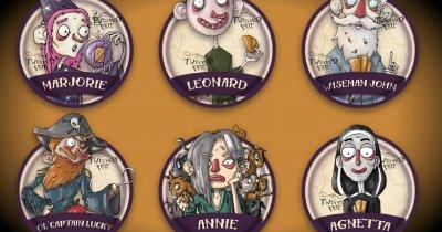 Twisted Fate, joc de societate făcut de români: lansare pe Kickstarter
