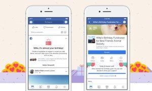 Facebook strânge peste 300 mil. $ pentru donații și renunță la taxă