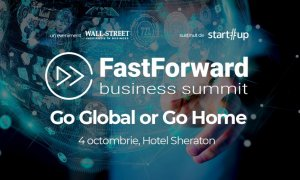 Fast Forward Business Summit 2018 - afaceri românești și pitching
