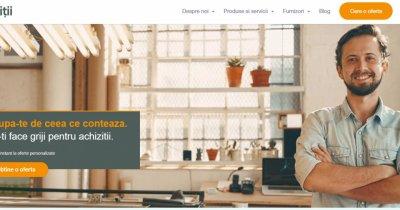 Up Achiziții, platforma care negociază cu furnizorii pentru IMM-uri