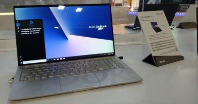 Asus ZenBook 2018 - laptopurile sunt mai moderne și mai puternice