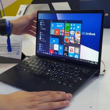 Asus ZenBook S și ZenBook Flip. Convertibile și autonomie de 20 de ore