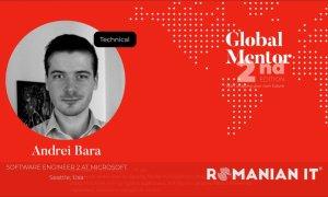 Inginer la Microsoft și mentor pentru tinerii programatori români