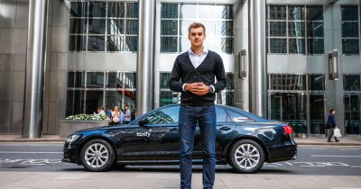 Fondatorul Taxify, cel mai tânăr CEO de unicorn, vine la București